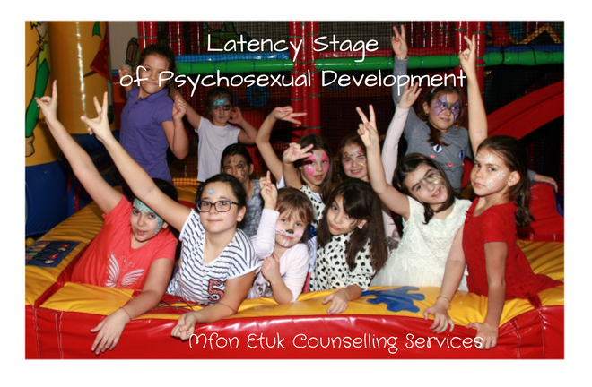 The latency stage of psychosexual development
